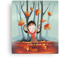 Fall Fun Canvas Print