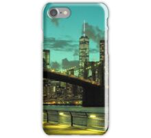 Brooklyn Bridge and Manhattan iPhone Case/Skin