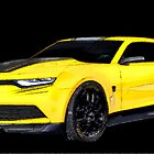 2016 Camaro - 6th Generation Chevy Camaro by ChasSinklier