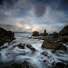 Macduff Coast by Roddy Atkinson