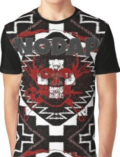 #NoDAPL Skull , Proceeds to Sacred Stone Camp Graphic T-Shirt
