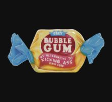 Obey Bubble Gum by Jason Wright