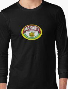 Marmite colour Long Sleeve T-Shirt