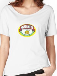 Marmite colour Women's Relaxed Fit T-Shirt