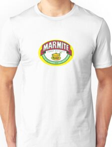 Marmite colour Unisex T-Shirt