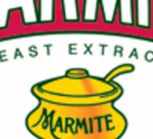 Marmite colour Sticker