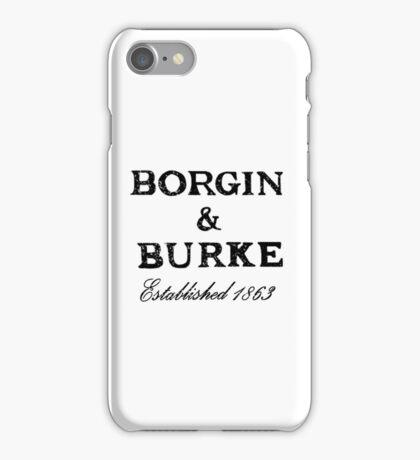 Borgin & Burkes iPhone Case/Skin