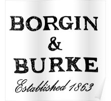 Borgin & Burkes Poster