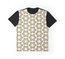 Christmas Crown Pattern Graphic T-Shirt