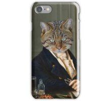 Mr. Kitten  iPhone Case/Skin