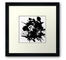 Rage Against the Machine Framed Print