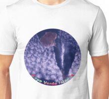 Cape Verde Islands Satellite Image Unisex T-Shirt
