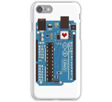Arduino Heart Pixel iPhone Case/Skin