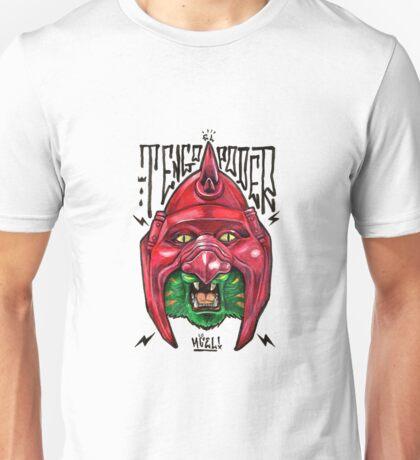 Tiger Cat Unisex T-Shirt