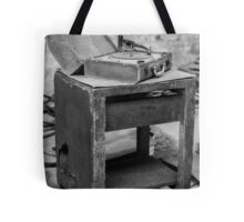 Dyson Factory - Record Player Tote Bag