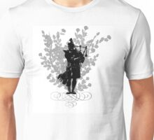 Scotland bagpipes Unisex T-Shirt