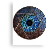 PHOTOGRAPHY EYE Canvas Print
