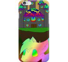 RR Floating Castle iPhone Case/Skin