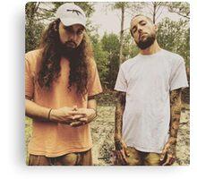 Suicide Boys / $uicide Boy$ / G*59 - shirt Canvas Print