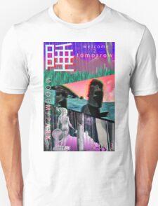 MODEM/PARK - WELCOME 2 TOMORROW Unisex T-Shirt