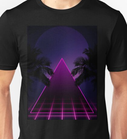 THE TEMPLE OF MODULATION Unisex T-Shirt