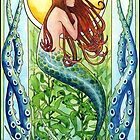 Kelp Forest Mermaid by SamNagel