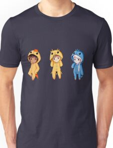 Pokemon Go Leaders Unisex T-Shirt