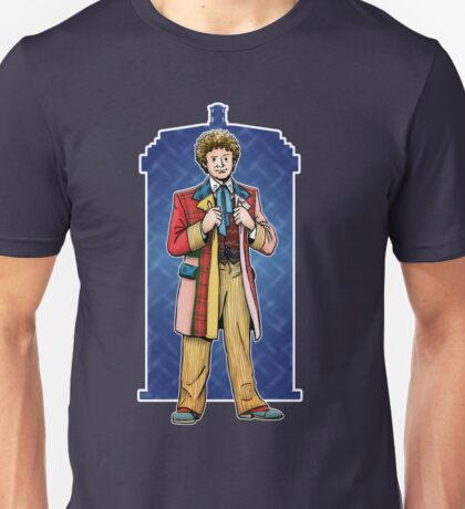 The Doctor - No. 6 Unisex T-Shirt