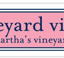 Vineyard Vines Pink Pack #2 Sticker