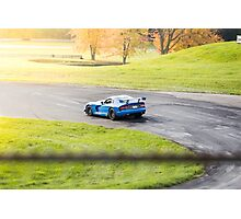 Viper TA at Grattan Raceway, MI Photographic Print