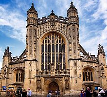 Bath Abbey - England by Yannik Hay