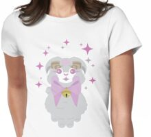 Ramsay the Cutesy Ram! Womens Fitted T-Shirt