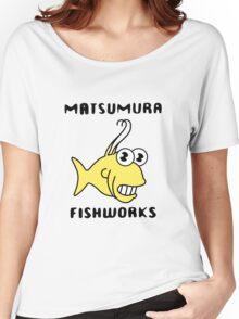 Matsumura Fishworks Women's Relaxed Fit T-Shirt