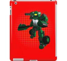 The Last Spartron iPad Case/Skin