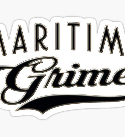 Maritime Grime Sticker