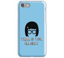 Mergina? iPhone Case/Skin
