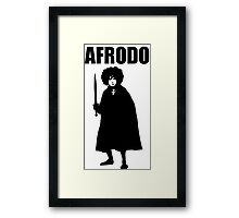 A-Frodo Framed Print