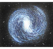Spiral Galaxy Photographic Print