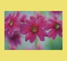 Pink Flowers Kids Tee