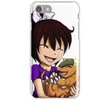 I will always be your friend iPhone Case/Skin