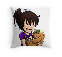 I will always be your friend Throw Pillow