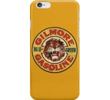 Blu-Green Gilmore Gasoline iPhone Case/Skin