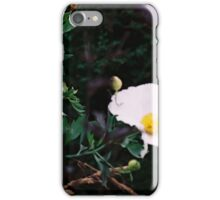 Simple Floral Photo iPhone Case/Skin