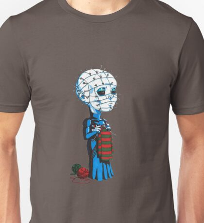 Pintrest Head Unisex T-Shirt