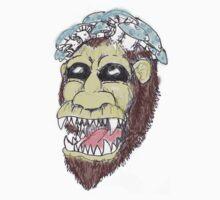 Shroom-head Ape-man T-Shirt