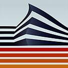Modernist Funky Retro Curve by modernistdesign