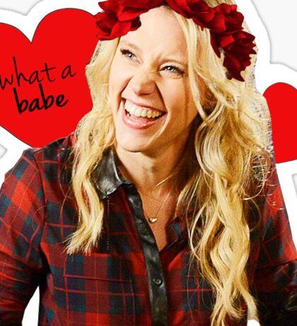Kate Mckinnon - Babe Sticker
