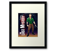Shaggy (The Last Mystery) Framed Print
