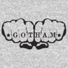 Gotham! by ONE WORLD by High Street Design