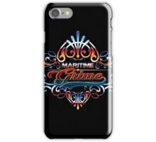 Refined Grime iPhone Case/Skin